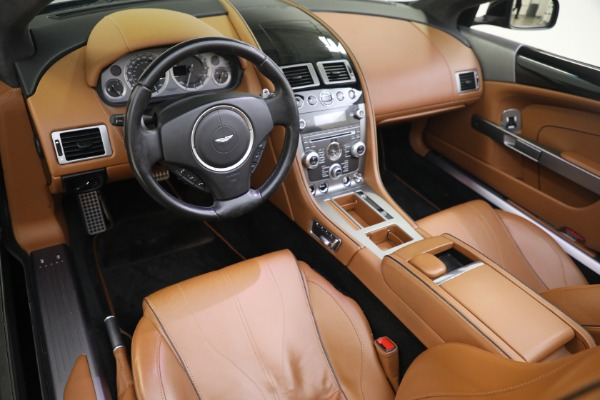 Used 2012 Aston Martin Virage Volante for sale Sold at Bentley Greenwich in Greenwich CT 06830 28