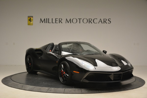 Used 2018 Ferrari 488 Spider for sale Sold at Bentley Greenwich in Greenwich CT 06830 11