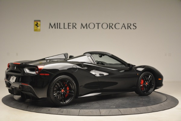 Used 2018 Ferrari 488 Spider for sale Sold at Bentley Greenwich in Greenwich CT 06830 8