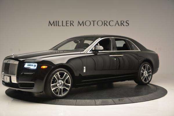 New 2016 Rolls-Royce Ghost Series II for sale Sold at Bentley Greenwich in Greenwich CT 06830 2