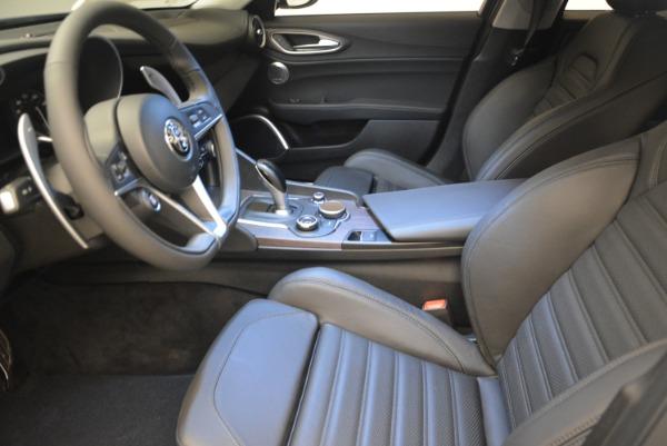 New 2018 Alfa Romeo Giulia Ti Sport Q4 for sale Sold at Bentley Greenwich in Greenwich CT 06830 15