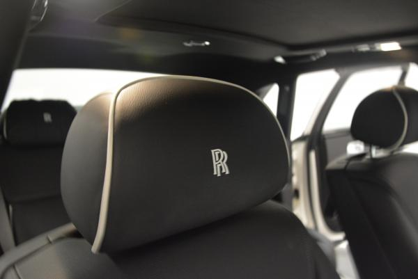 New 2016 Rolls-Royce Ghost Series II for sale Sold at Bentley Greenwich in Greenwich CT 06830 26