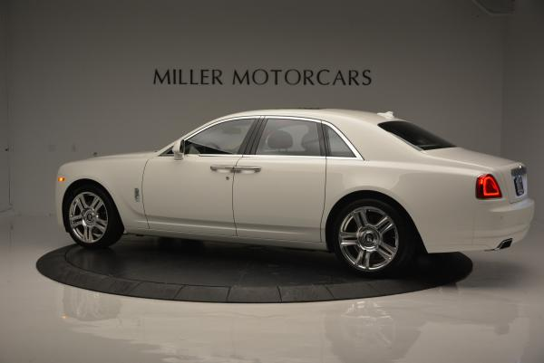 New 2016 Rolls-Royce Ghost Series II for sale Sold at Bentley Greenwich in Greenwich CT 06830 4
