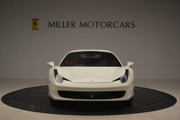 Used 2014 Ferrari 458 Italia for sale Sold at Bentley Greenwich in Greenwich CT 06830 12