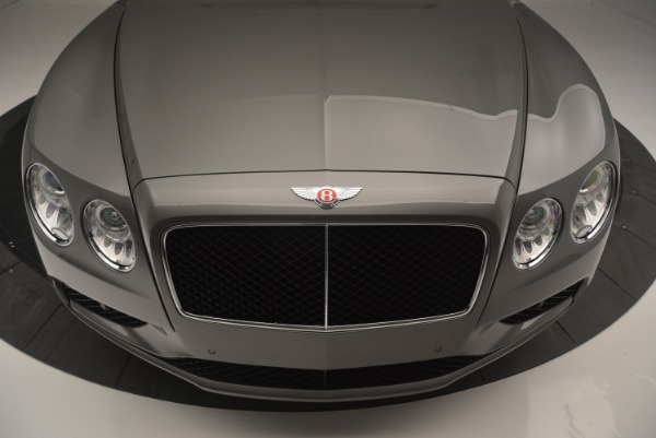 Used 2017 Bentley Flying Spur V8 S for sale $139,900 at Bentley Greenwich in Greenwich CT 06830 12