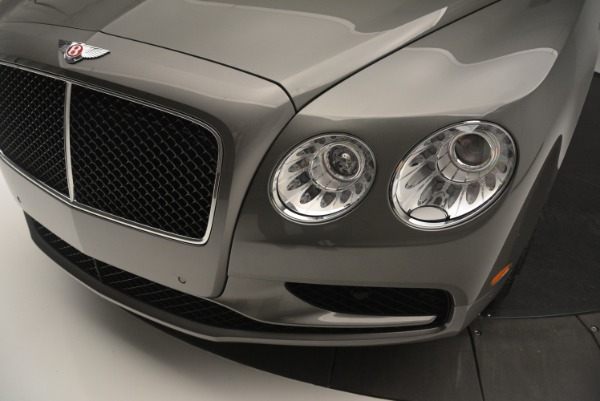 Used 2017 Bentley Flying Spur V8 S for sale $139,900 at Bentley Greenwich in Greenwich CT 06830 13