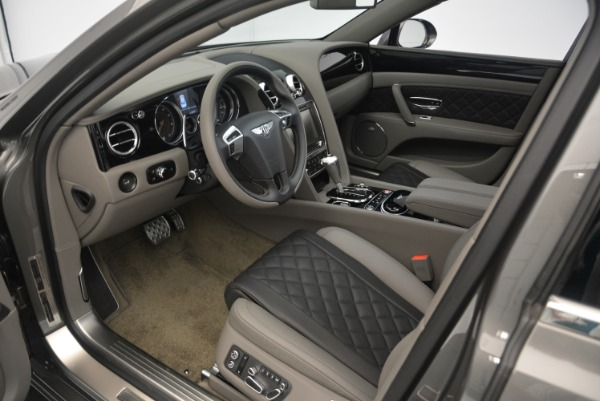 Used 2017 Bentley Flying Spur V8 S for sale $139,900 at Bentley Greenwich in Greenwich CT 06830 18