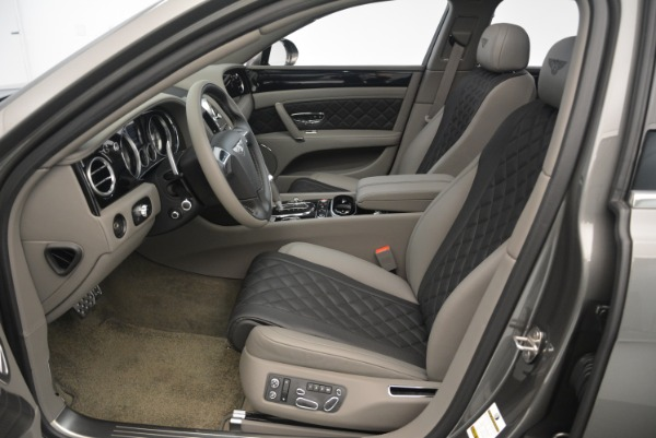 Used 2017 Bentley Flying Spur V8 S for sale $139,900 at Bentley Greenwich in Greenwich CT 06830 19