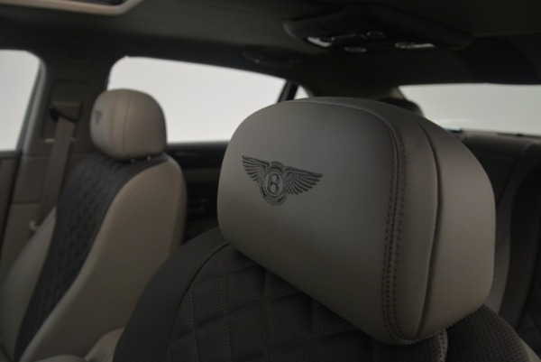 Used 2017 Bentley Flying Spur V8 S for sale $139,900 at Bentley Greenwich in Greenwich CT 06830 21