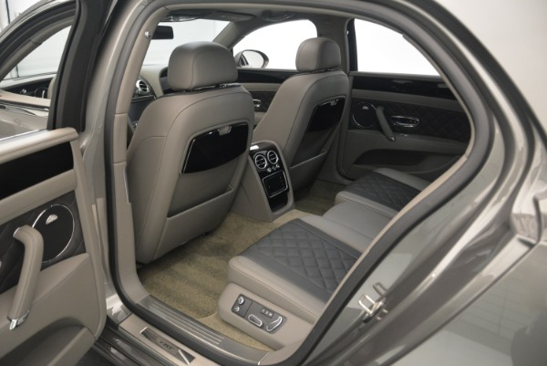 Used 2017 Bentley Flying Spur V8 S for sale $139,900 at Bentley Greenwich in Greenwich CT 06830 27