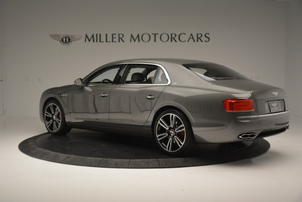 Used 2017 Bentley Flying Spur V8 S for sale $139,900 at Bentley Greenwich in Greenwich CT 06830 4
