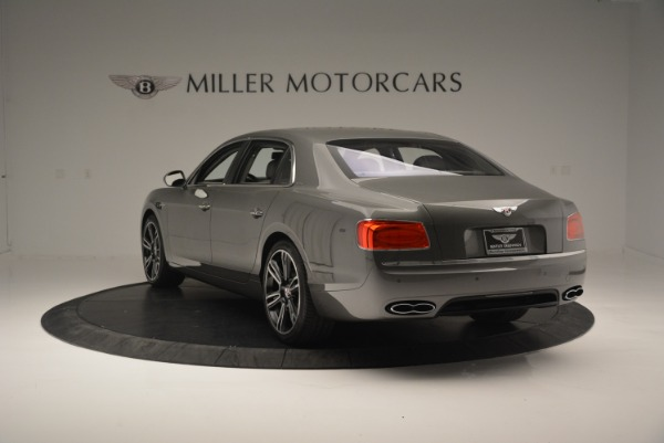 Used 2017 Bentley Flying Spur V8 S for sale $139,900 at Bentley Greenwich in Greenwich CT 06830 5