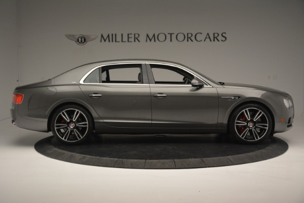 Used 2017 Bentley Flying Spur V8 S for sale $139,900 at Bentley Greenwich in Greenwich CT 06830 8
