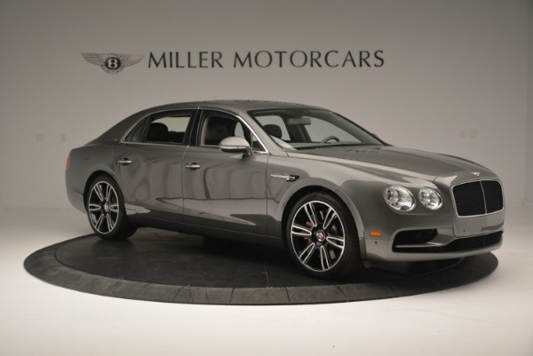 Used 2017 Bentley Flying Spur V8 S for sale $139,900 at Bentley Greenwich in Greenwich CT 06830 9
