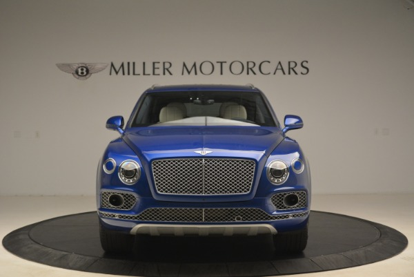 Used 2018 Bentley Bentayga W12 Signature for sale Sold at Bentley Greenwich in Greenwich CT 06830 12