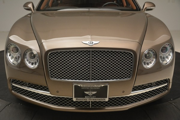 Used 2015 Bentley Flying Spur W12 for sale Sold at Bentley Greenwich in Greenwich CT 06830 13
