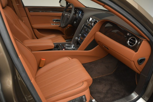 Used 2015 Bentley Flying Spur W12 for sale Sold at Bentley Greenwich in Greenwich CT 06830 23