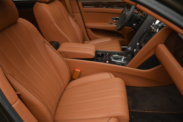 Used 2015 Bentley Flying Spur W12 for sale Sold at Bentley Greenwich in Greenwich CT 06830 24
