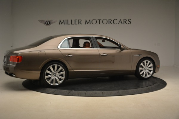 Used 2015 Bentley Flying Spur W12 for sale Sold at Bentley Greenwich in Greenwich CT 06830 8