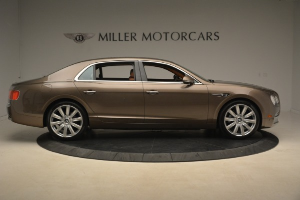 Used 2015 Bentley Flying Spur W12 for sale Sold at Bentley Greenwich in Greenwich CT 06830 9
