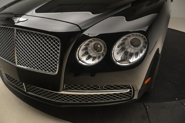 Used 2014 Bentley Flying Spur W12 for sale Sold at Bentley Greenwich in Greenwich CT 06830 13