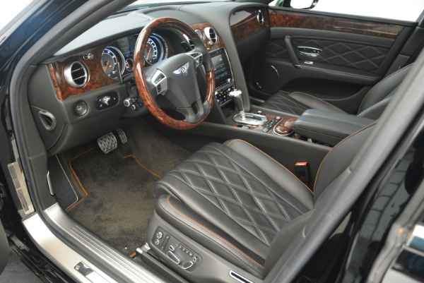 Used 2014 Bentley Flying Spur W12 for sale Sold at Bentley Greenwich in Greenwich CT 06830 17