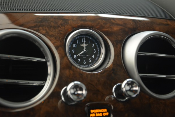 Used 2014 Bentley Flying Spur W12 for sale Sold at Bentley Greenwich in Greenwich CT 06830 23