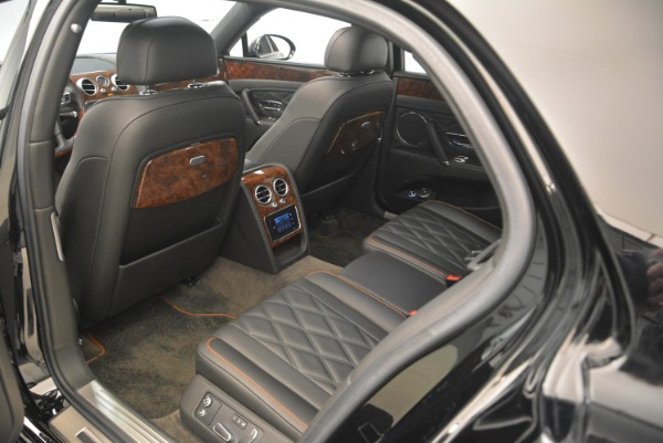 Used 2014 Bentley Flying Spur W12 for sale Sold at Bentley Greenwich in Greenwich CT 06830 24