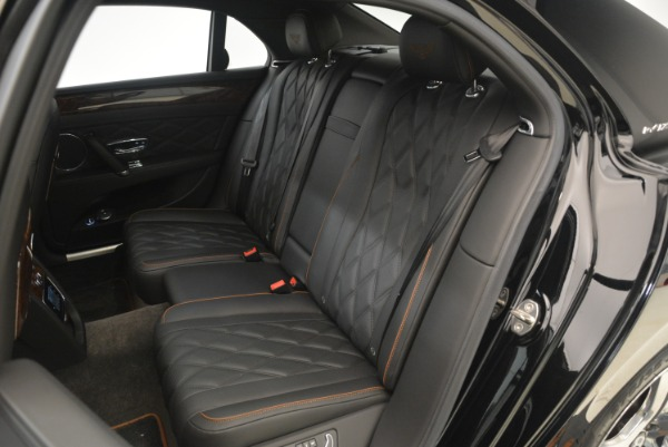 Used 2014 Bentley Flying Spur W12 for sale Sold at Bentley Greenwich in Greenwich CT 06830 26