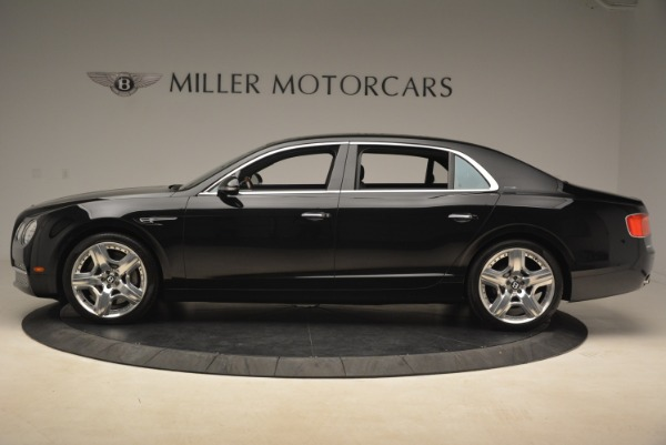 Used 2014 Bentley Flying Spur W12 for sale Sold at Bentley Greenwich in Greenwich CT 06830 3