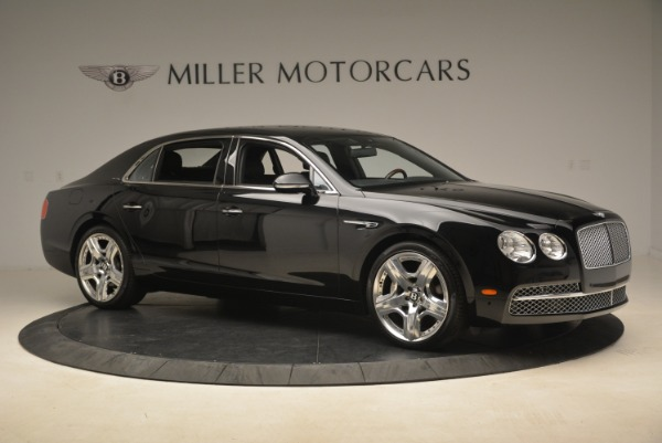 Used 2014 Bentley Flying Spur W12 for sale Sold at Bentley Greenwich in Greenwich CT 06830 9