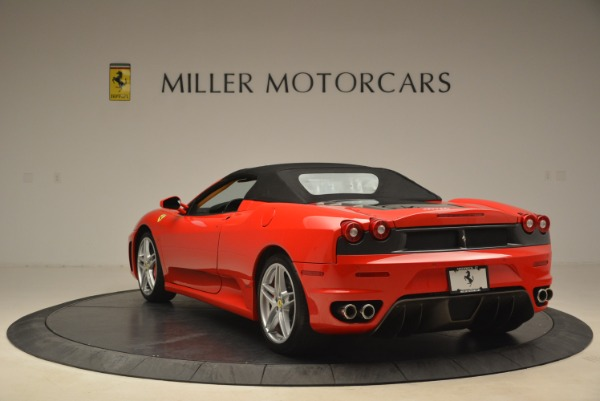 Used 2008 Ferrari F430 Spider for sale Sold at Bentley Greenwich in Greenwich CT 06830 17