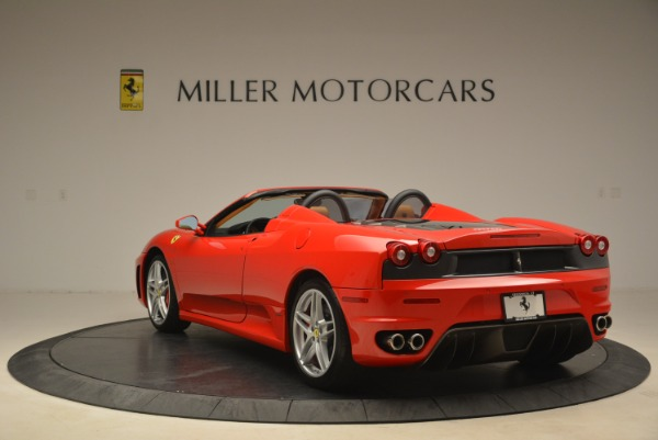 Used 2008 Ferrari F430 Spider for sale Sold at Bentley Greenwich in Greenwich CT 06830 5