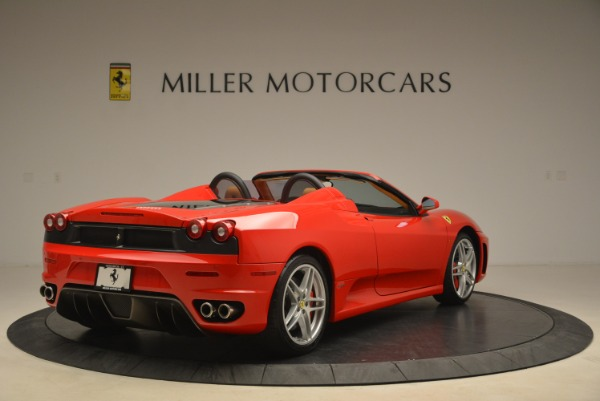 Used 2008 Ferrari F430 Spider for sale Sold at Bentley Greenwich in Greenwich CT 06830 7