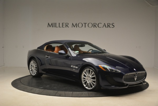 Used 2014 Maserati GranTurismo Sport for sale Sold at Bentley Greenwich in Greenwich CT 06830 22