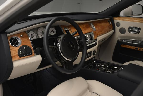 Used 2016 Rolls-Royce Ghost Series II for sale Sold at Bentley Greenwich in Greenwich CT 06830 14