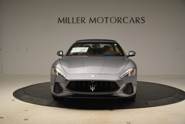New 2018 Maserati GranTurismo Sport Convertible for sale Sold at Bentley Greenwich in Greenwich CT 06830 11