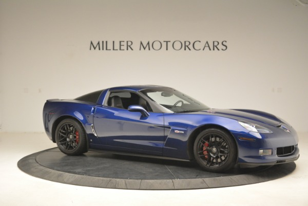 Used 2006 Chevrolet Corvette Z06 for sale Sold at Bentley Greenwich in Greenwich CT 06830 10