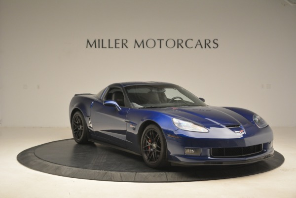 Used 2006 Chevrolet Corvette Z06 for sale Sold at Bentley Greenwich in Greenwich CT 06830 11