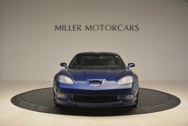Used 2006 Chevrolet Corvette Z06 for sale Sold at Bentley Greenwich in Greenwich CT 06830 12