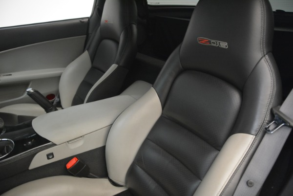 Used 2006 Chevrolet Corvette Z06 for sale Sold at Bentley Greenwich in Greenwich CT 06830 15