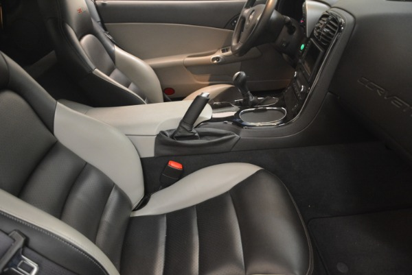 Used 2006 Chevrolet Corvette Z06 for sale Sold at Bentley Greenwich in Greenwich CT 06830 18