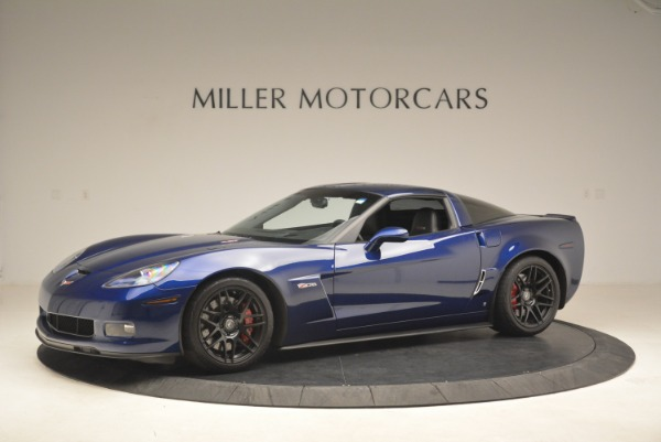 Used 2006 Chevrolet Corvette Z06 for sale Sold at Bentley Greenwich in Greenwich CT 06830 2