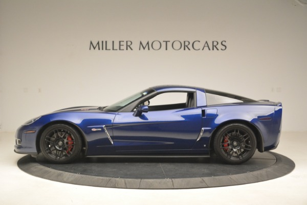 Used 2006 Chevrolet Corvette Z06 for sale Sold at Bentley Greenwich in Greenwich CT 06830 3