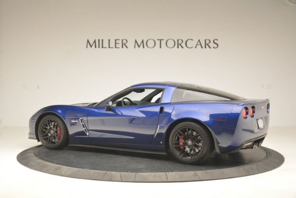 Used 2006 Chevrolet Corvette Z06 for sale Sold at Bentley Greenwich in Greenwich CT 06830 4