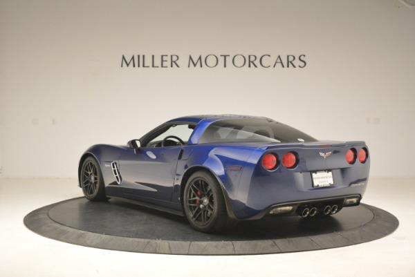 Used 2006 Chevrolet Corvette Z06 for sale Sold at Bentley Greenwich in Greenwich CT 06830 5