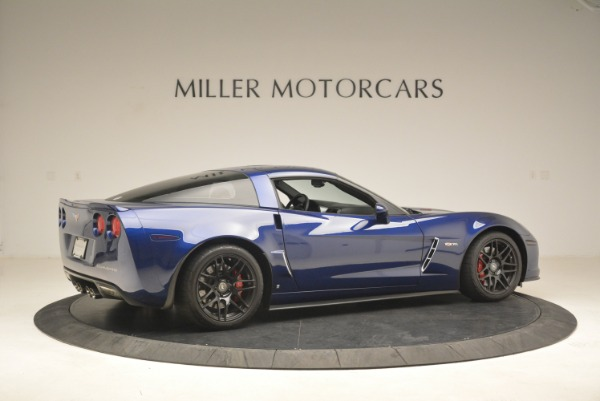 Used 2006 Chevrolet Corvette Z06 for sale Sold at Bentley Greenwich in Greenwich CT 06830 8