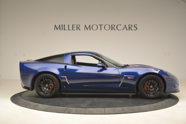 Used 2006 Chevrolet Corvette Z06 for sale Sold at Bentley Greenwich in Greenwich CT 06830 9