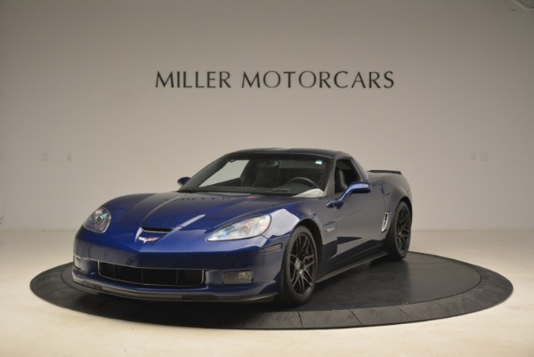 Used 2006 Chevrolet Corvette Z06 for sale Sold at Bentley Greenwich in Greenwich CT 06830 1
