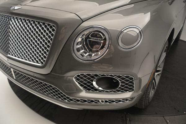 New 2018 Bentley Bentayga W12 Activity for sale Sold at Bentley Greenwich in Greenwich CT 06830 14